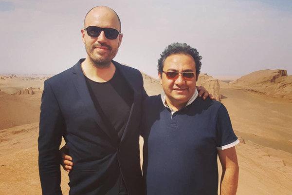 همکاران ایرانی شیلر معرفی شدند، حضور بانوی بازیگر