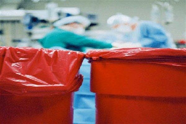 تجهیز بیمارستان های مازندران به دستگاه امحای زباله