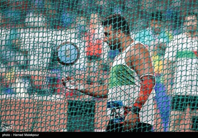 احسان حدادی، نماینده ایران در لیگ الماس