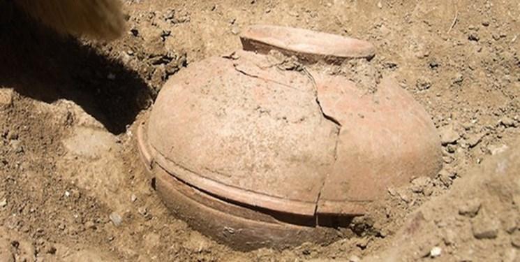 کشف یک سفال 6 هزار ساله