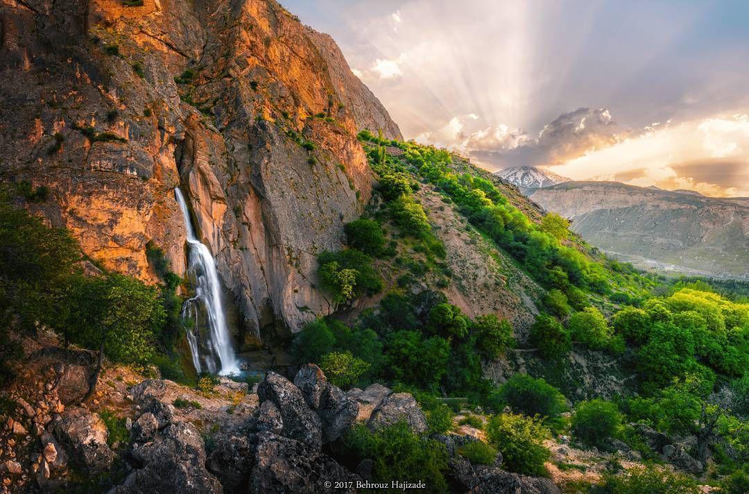 راهنمای جامع سفر به روستای شاهاندشت و مرتفع ترین آبشار مازندران
