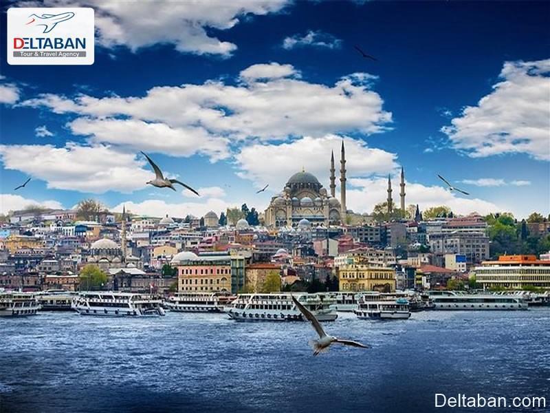 انواع اقامتگاه های استانبول کدامند؟