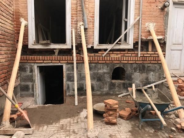 فاز نخست مرمت خانه تاریخی رئیسی اردبیل به اتمام رسید