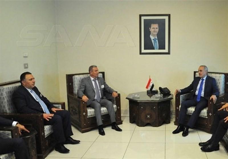 دمشق: تصمیم داریم به حضور غیرقانونی نیروهای بیگانه سرانجام دهیم