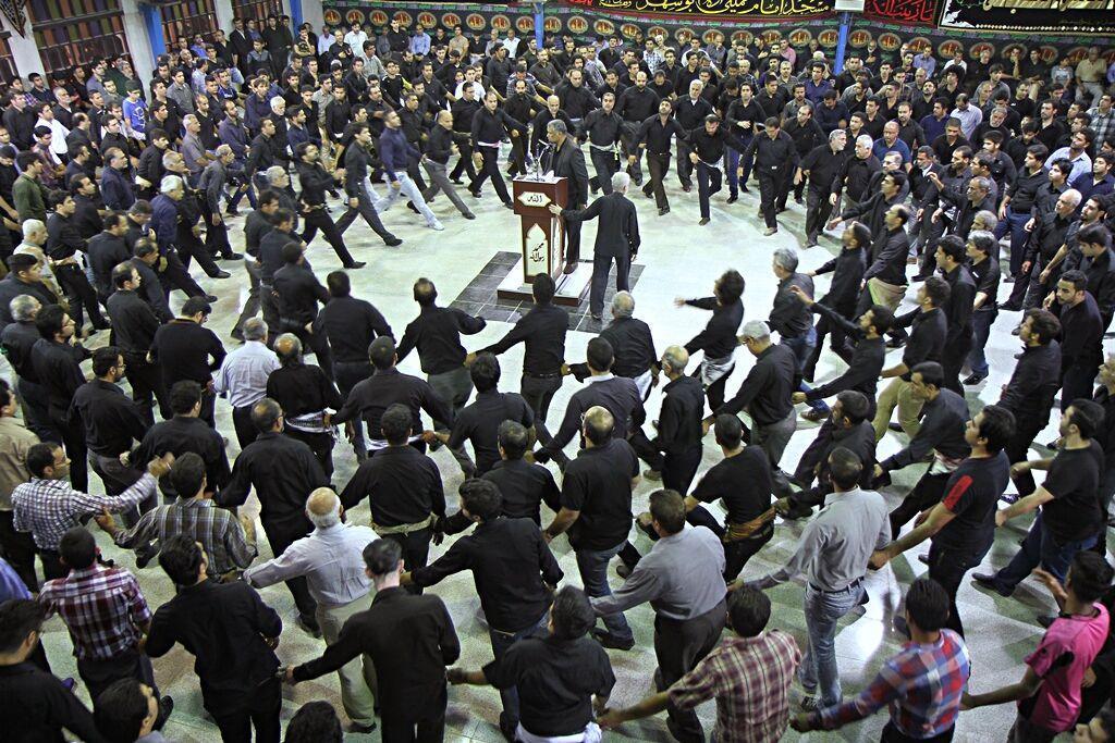 بوشهر در ماتم عاشورا