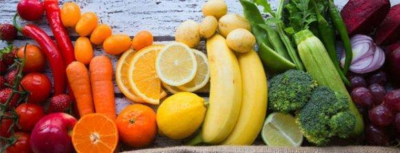 رنگ طبیعی غذاها، سرطان را از شما دور می نماید
